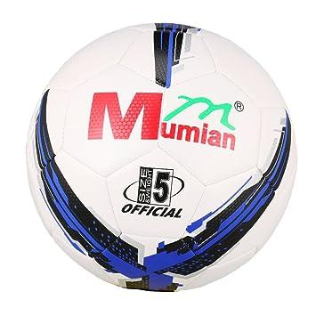 MagiDeal Balón de fútbol 5 estándar de Entrenamiento con Aguja de ...