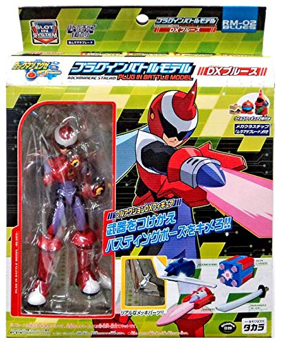 Takara Tomy Mega Man NT Warrior Protoman Action Figure -