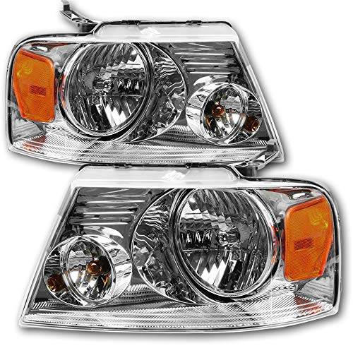 headlight assembly ford f150 2005 - 7