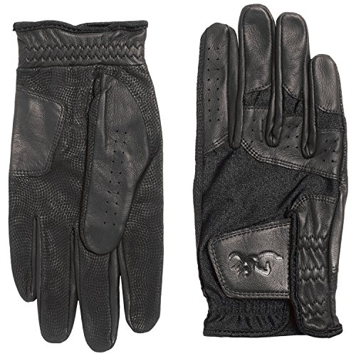 Browning Dura Lite Gloves (Black Leather, Large)