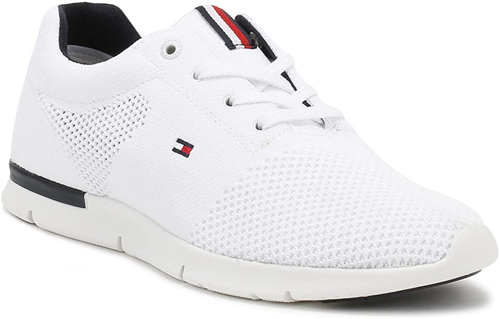 Tommy Hilfiger Tobias Trainers White