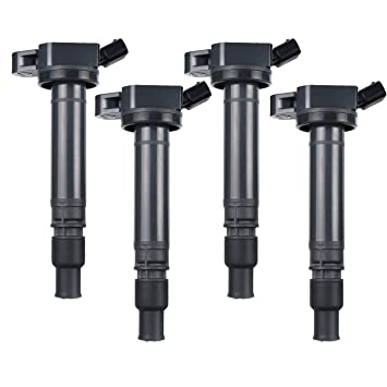 DEAL Set of 1 New Ignition Coils For Toyota Lexus Scion 2.5L 2.7L L4 3.0L 3.5L 4.0L V6 4.6L 5.0L 5.7L V8 Replacement# UF507 IC733 U5084 C1596