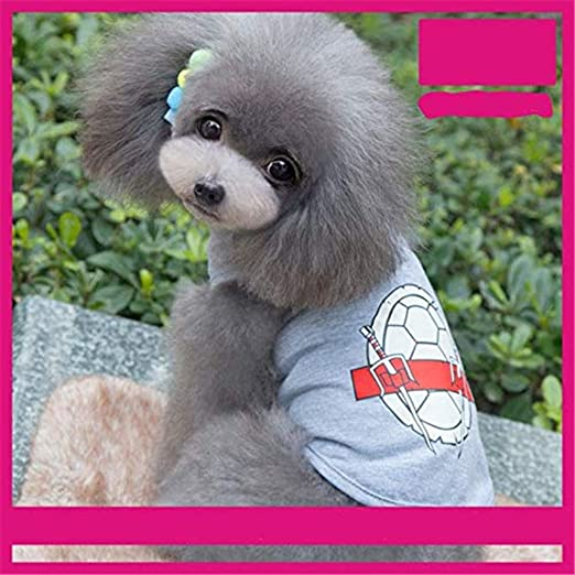 Doc Mao Ropa para Perros de Verano Abrigo Camisa de Perro Suave Ropa de Chihuahua para Gato: Amazon.es: Productos para mascotas