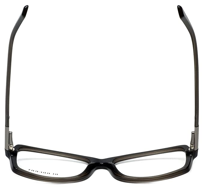 7eb99a6e1f Amazon.com  Burberry BE2083 3227 Dark Grey Full Rim Unisex Rx Eyeglasses   Clothing