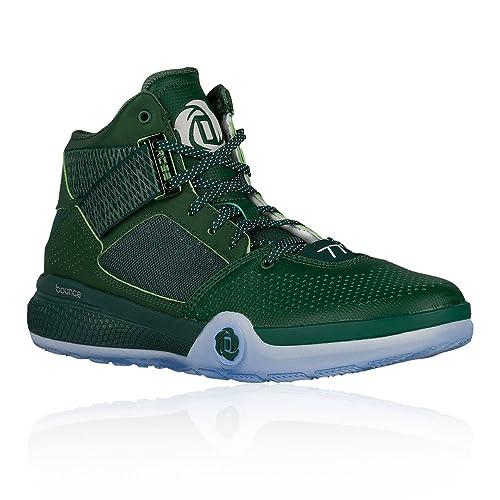 859b32cdf46 adidas D Lillard - Zapatillas para Hombre  Amazon.es  Zapatos y complementos