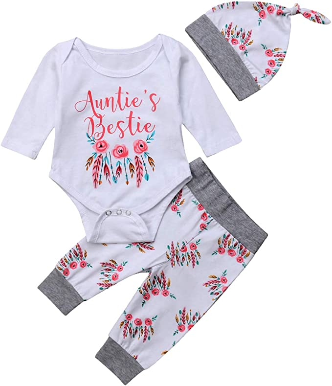 Baby Girl Clothes Baby Girl Outfit Sassy Like My Aunt Gift for Niece Best Aunt