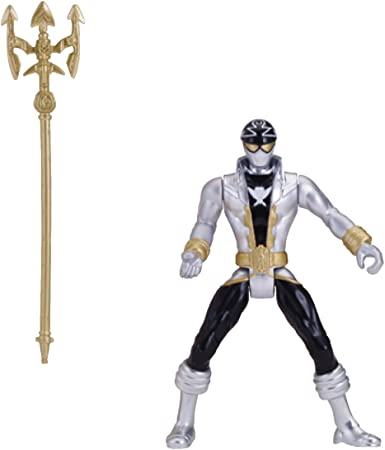 22+ Silver Power Ranger