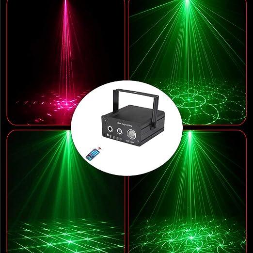 Partido del estroboscópico del LED de la lámpara del proyector ...
