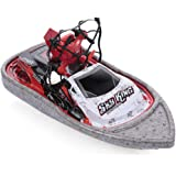 3 in 1 Boat Drone Car Sea Air Land Mode 3-mode Altitude Hold Headless Mode RC Boat Quadcopter Drone RTF