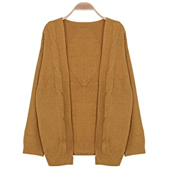 Niña otoño abrigo fashion fiesta,Sonnena ❤ Abrigo de color sólido delantero invierno abierto