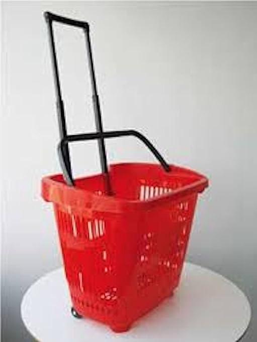 5 LG Philips 31 litros cesta de/con burro que cabalga al carrito de la