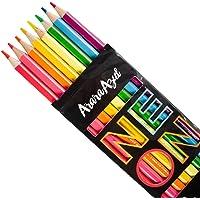 Lápis Neon Bee Unique 8 Cores – OD–CP0011