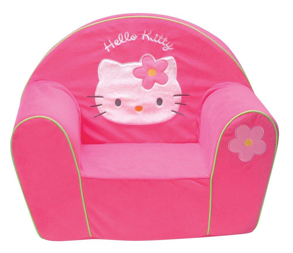 Hello Kitty Fauteuil club en mousse pour enfant Amazon