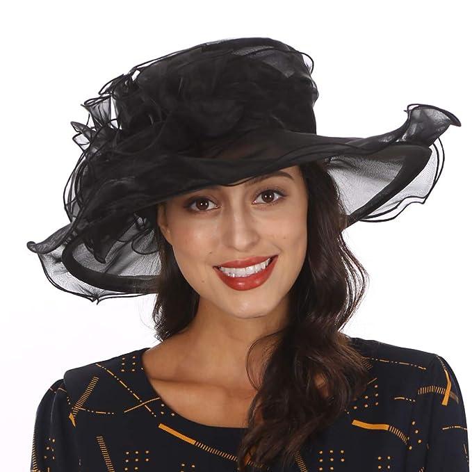 1c336fcf96f44 Wimdream Derby Hats for Women