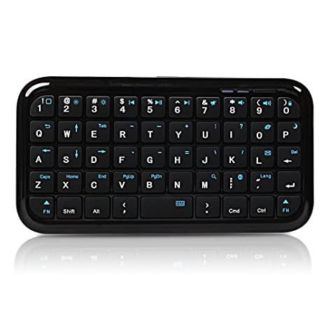 OEM Computer Keyboards Mini Travel Size Bluetooth 3.0 Wireless Pocket Keyboard for PS3, Tablets and Smartphones Tablet Keyboards
