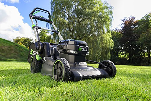 Ego Power Lm2000 20 Quot Battery Powered Electric Push Lawn