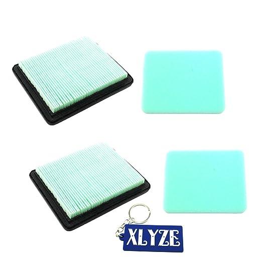xlyze Pre filtro de aire para Honda 17211-ZL8 - 023 HRS216 ...