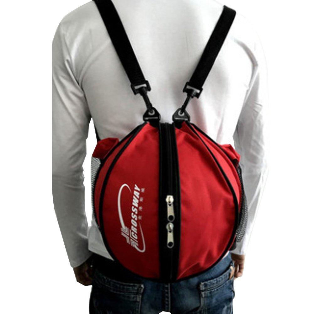 bjduck99 Basketball Bag Backpack Soccer Ball Football Volleyball Carrying Pouch