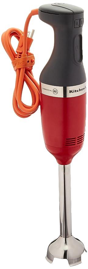 KitchenAid KHBC210ER Commercial Series NSF Licuadora de inmersión ...