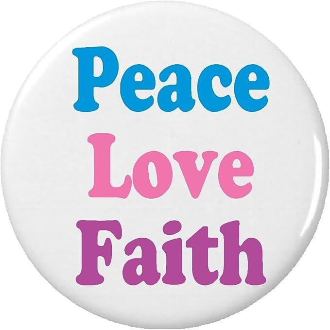 Amazon.com: Paz, amor, FE 2.25