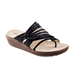 cd8b9b2e57b Wear Ever by Bare Traps Womens Freeda Sandals - Casual Women s Shoes