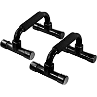 Push Up Bars - Home Workout Equipment Pushup Handle with Cushioned Foam Grip and Non-Slip Sturdy Structure - The Push Up…