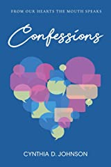 Confessions: From My Heart To God Paperback