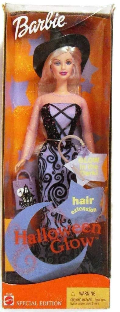Barbie Halloween Glow Doll Special Edition