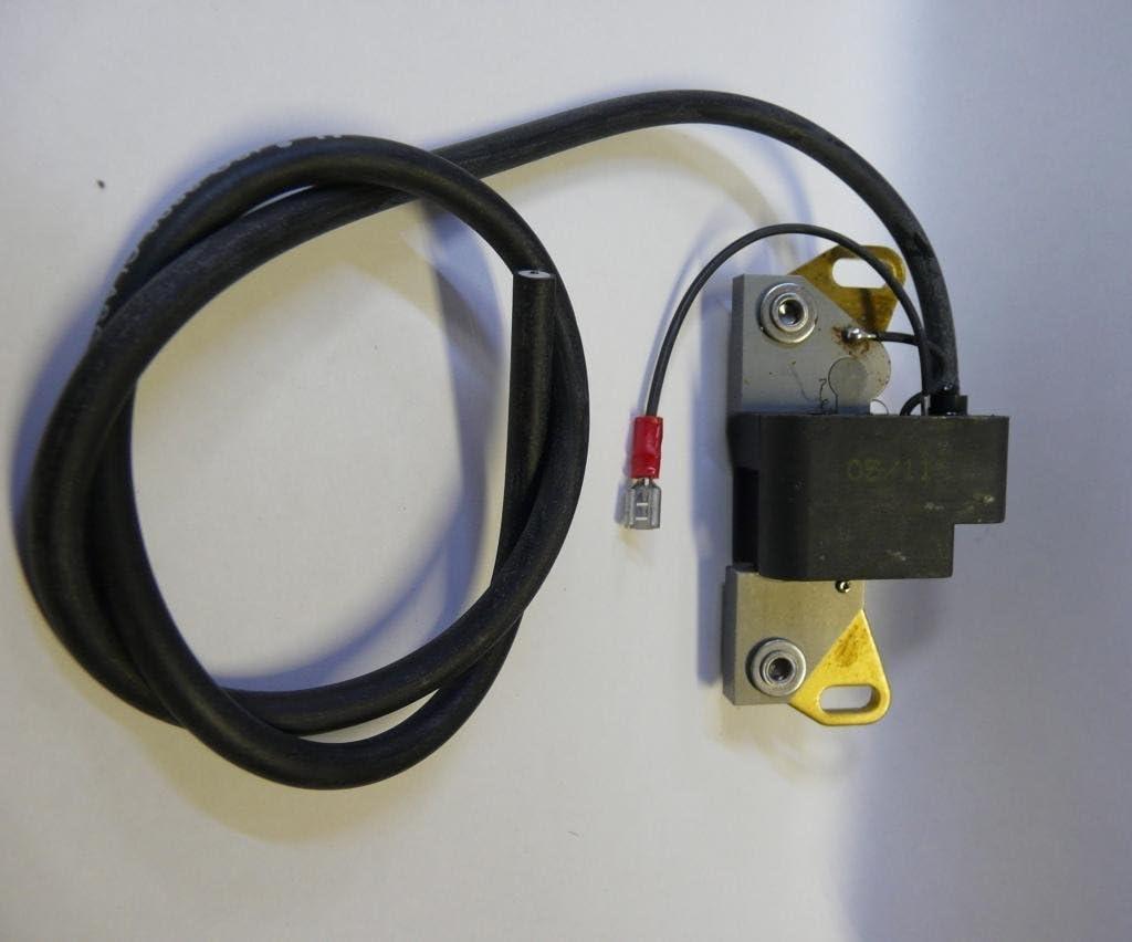 PUNTINE cod BG 002227 BOBINA ACCENSIONE LOMBARDINI INTERMOTOR LA 400-490  ACC