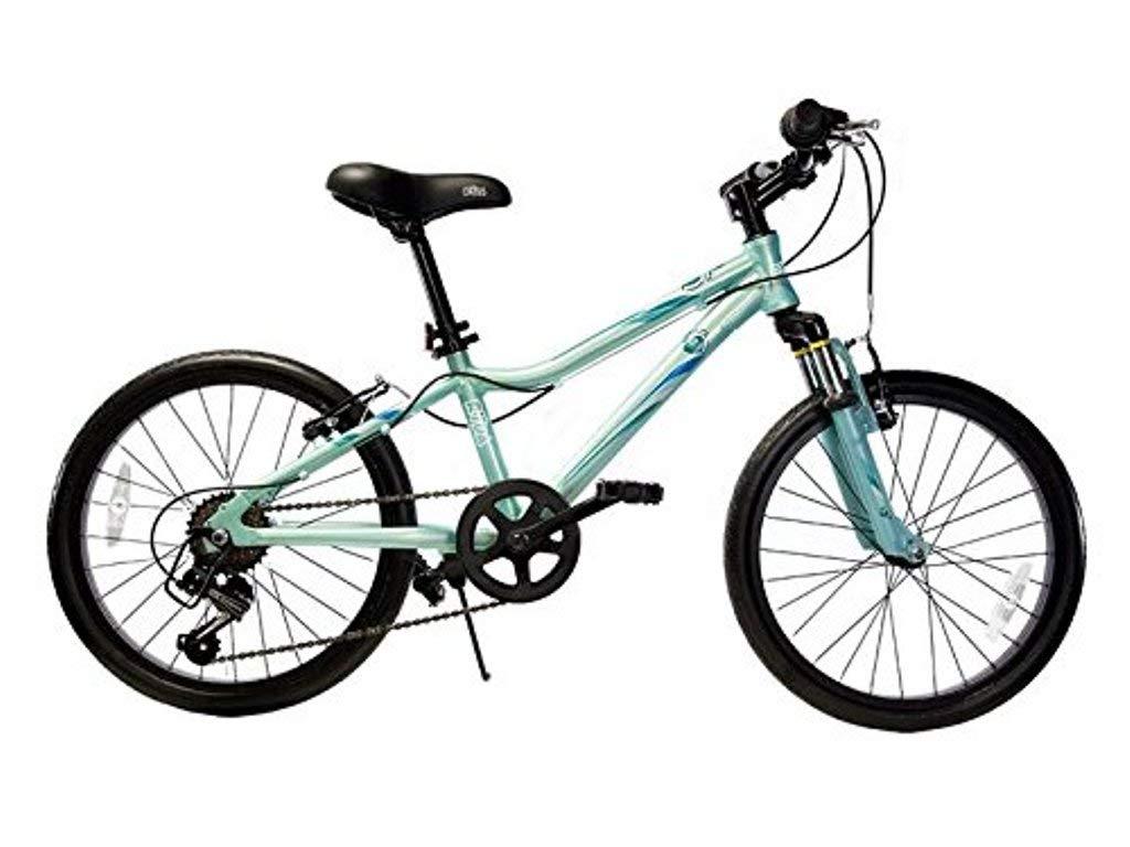 Amazon Com Ryda Bikes Flow 20 Blue Youth Unisex Bike 7 Speed
