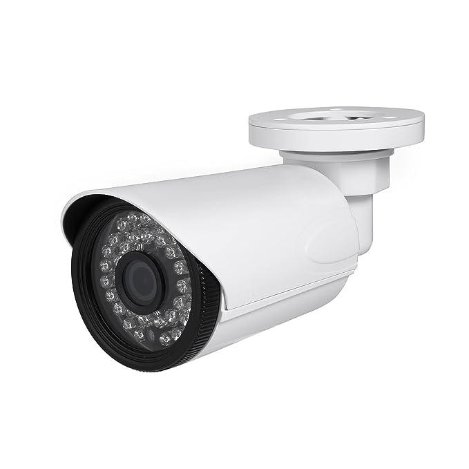 7 opinioni per RevoTech- H.265 2MP POE Impermeabile HD 1920 x 1080P 2.0MP da Esterno IP