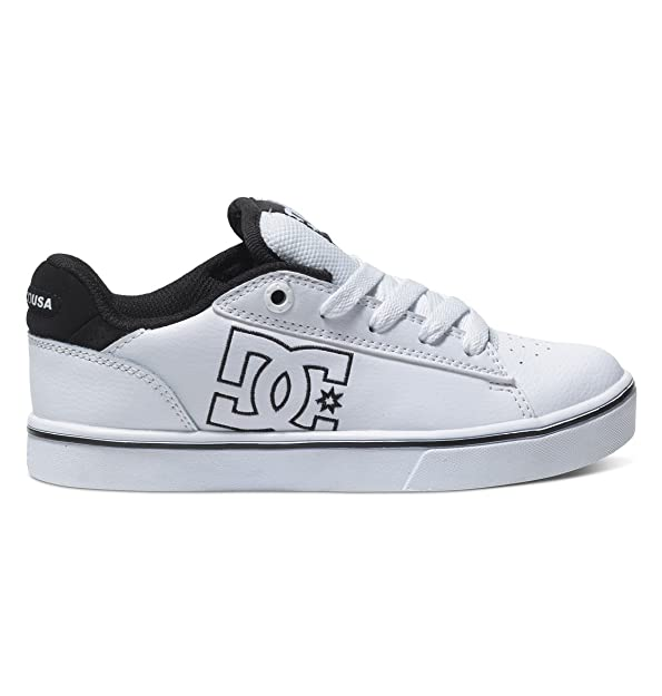 3acea2a15 DC Shoes Notch B, Baskets Basses garçon: DC Shoes: Amazon.fr ...