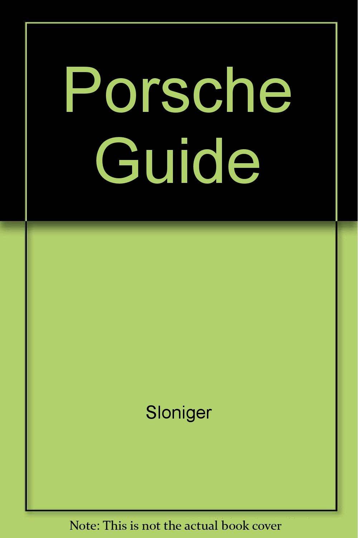 Porsche Guide