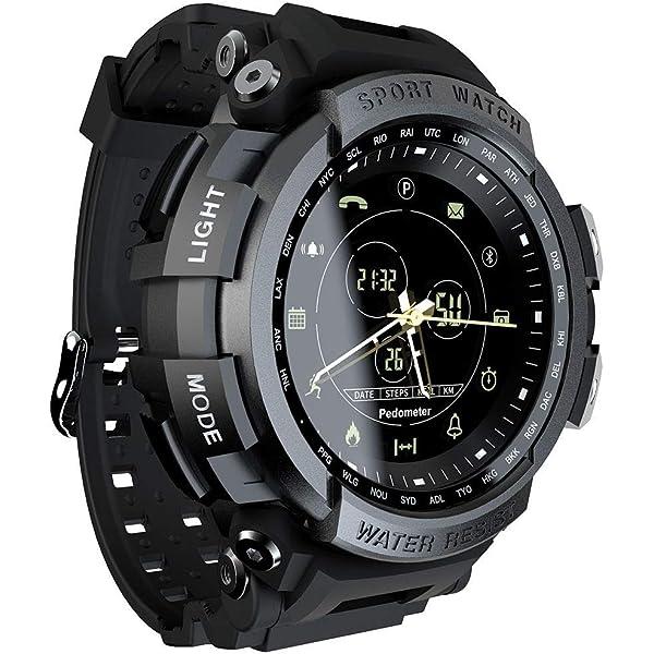 Amazon.com: LOKMAT Reloj inteligente deportivo digital para ...