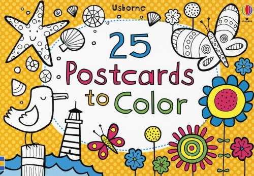 Postcards to colour