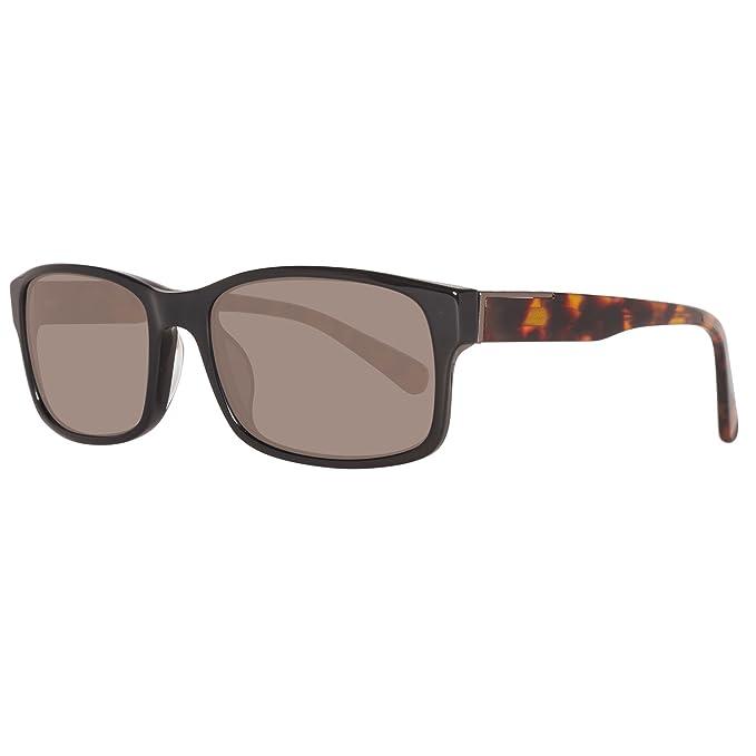 Amazon.com: anteojos de sol Guess GU 6865 GU6865 01 A Negro ...