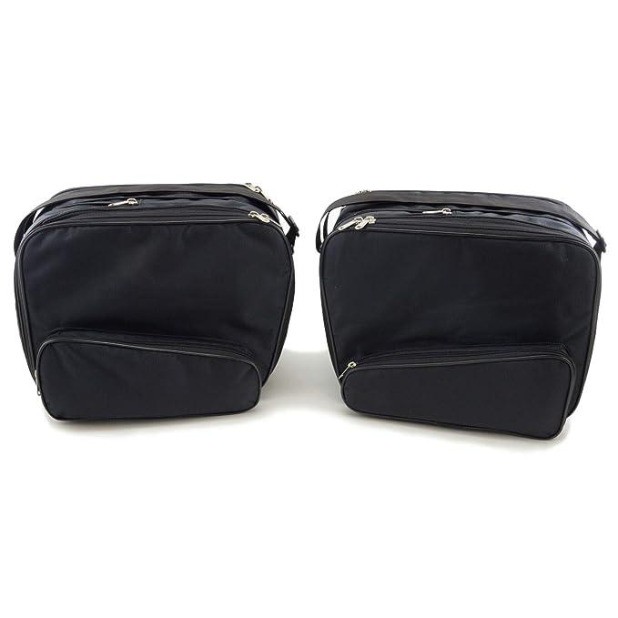 Bolsas Interiores para Maleta de Moto para BMW K 1600 GT/GTL, K 1300 GT, K 1200 GT, R 1200 RT, R 1250 RT - No. 18: Amazon.es: Coche y moto