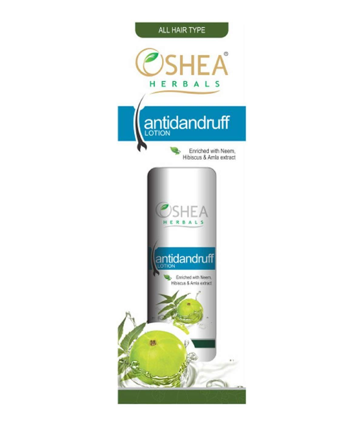 Oshea Herbals Anti Dandruff Lotion (50ml) by OSHEA