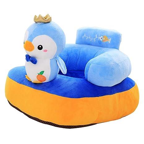 Amazon.com: Creproly - Silla sentada de felpa para niños ...
