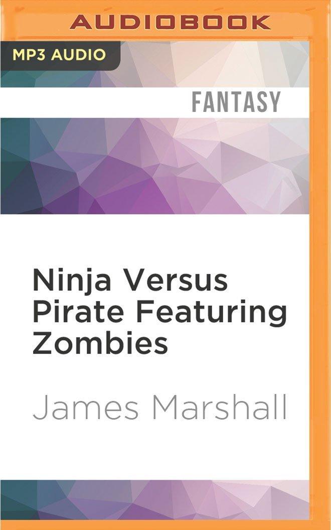 Download Ninja Versus Pirate Featuring Zombies PDF