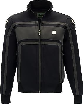 Chaqueta Rider Easy BLAUER para Hombre Negro-Gris TAMAÑO XL ...