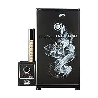 Bradley Smoker BS611EU Räucherschrank XXL schwarz Smoking Box Garten ✔ eckig ✔ Grillen mit Elektrogrill