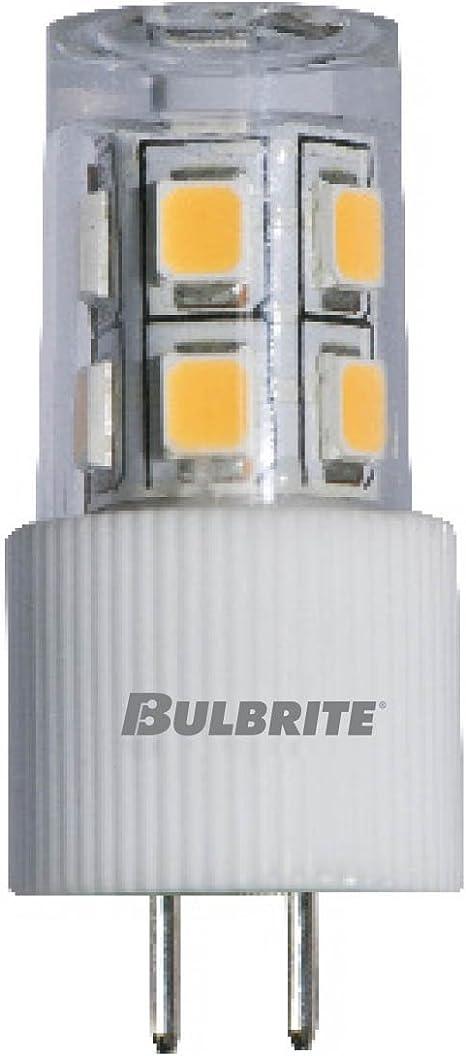 LED2G4//27K//12 LED Bi Pin Halogen Replacements Bulbrite 770586