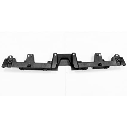 OE Replacement Jeep Wrangler//Sahara Front Bumper Cover Partslink Number CH1000900