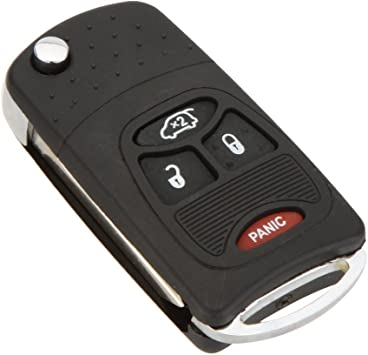 Katur guscio per telecomando auto da 4 pulsanti