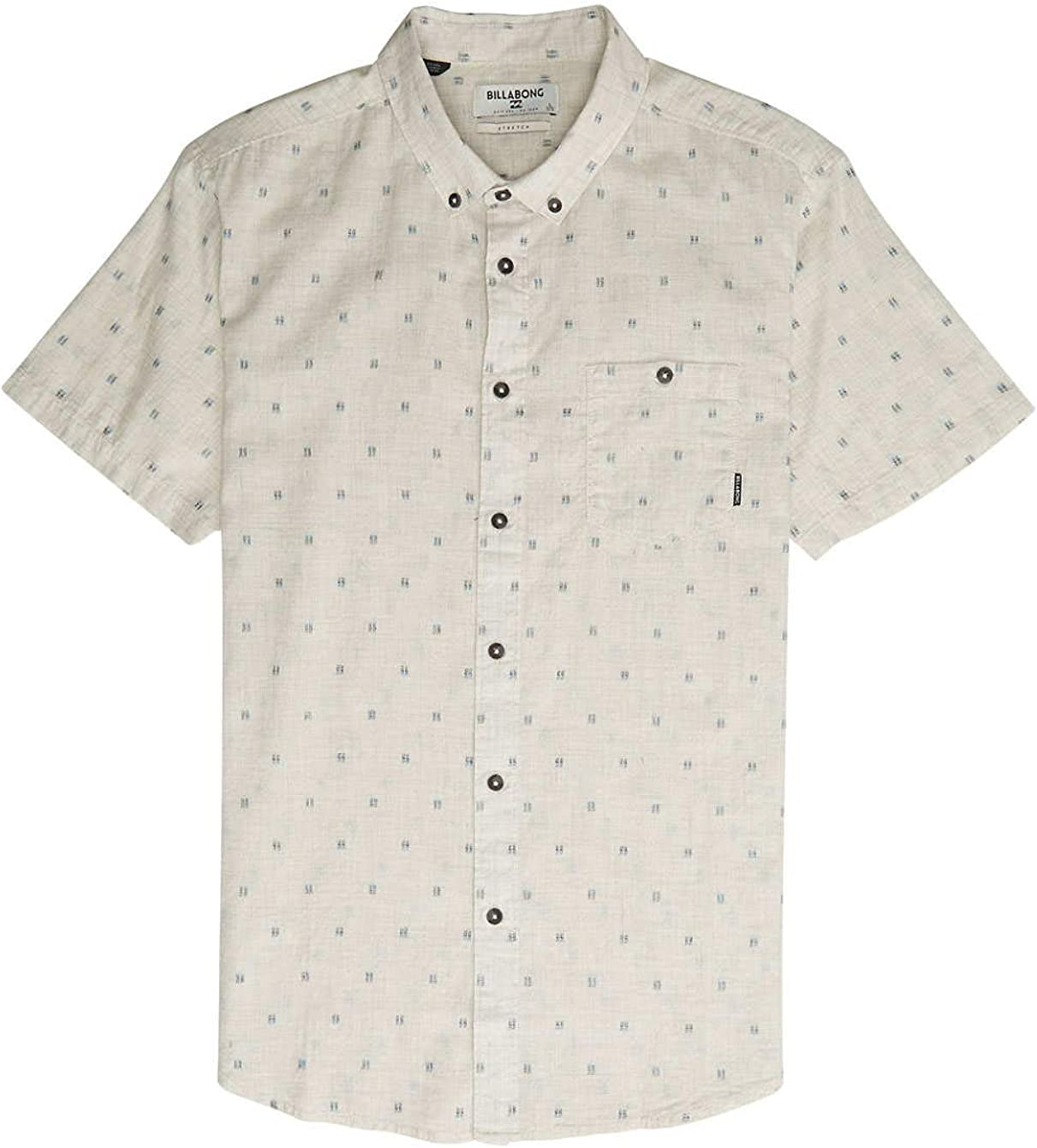 BILLABONG™ All Day Jacquard Shirt N1SH06BIP9: Billabong: Amazon.es: Ropa y accesorios