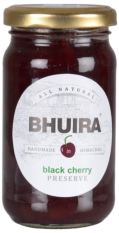 Bhuira Black Cherry Preserve