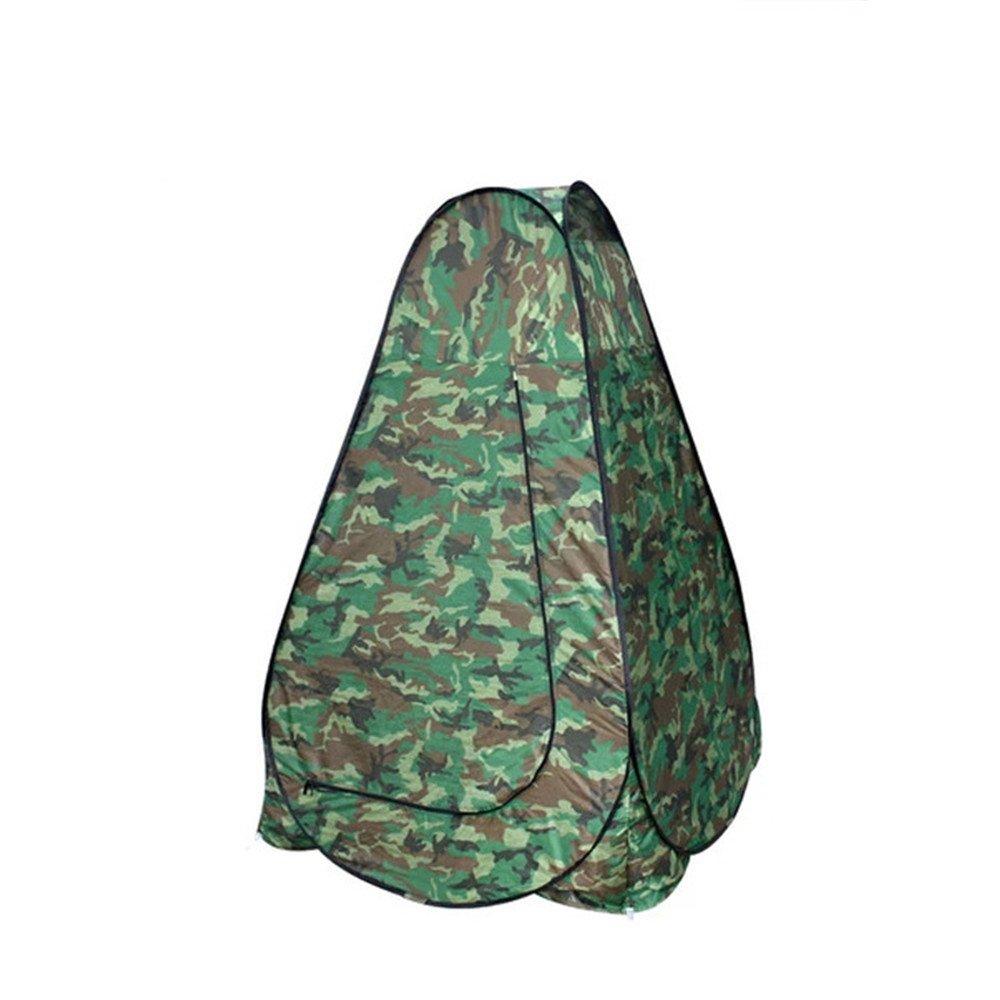 RFVBNM 1 Person Zelt Doppel Camping Zelt ein Zimmer Falte Zelt wasserdicht Portable zum Wandern Camping