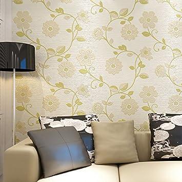 MDDW-Zimmer Garten Wallpaper 3D Wallpaper Vlies Tapeten Schlafzimmer ...