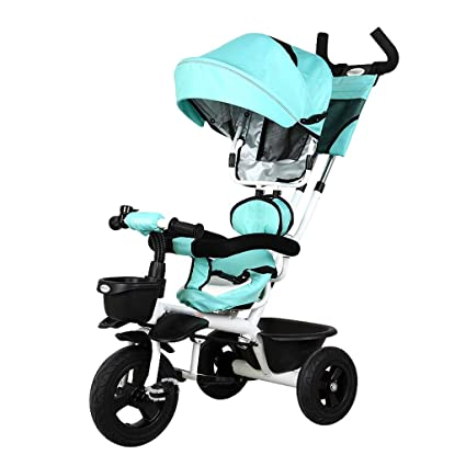Jian E E-Carro Bicicleta de bebé de Triciclo para niños 1-3 ...